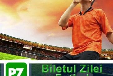 Biletul zilei din fotbal 18 Septembrie | Pariem pe goluri la doua meciuri de astazi