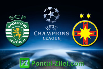 Sporting vs FCSB – Misiune dificila pentru Alibec & Co. in play-off-ul UCL!