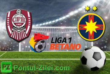 CFR Cluj vs FCSB – Prefatam derby-ul etapei din Liga 1 Betano!
