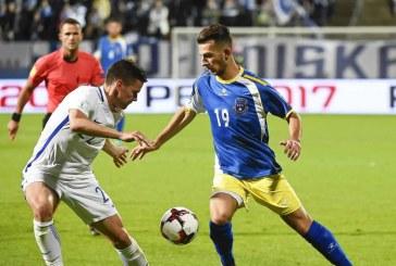 Kosovo tinteste un succes remarcabil cu Finlanda