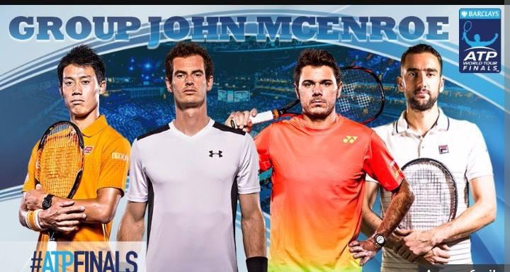 10 Ponturi Turneul Campionilor grupa John McEnroe
