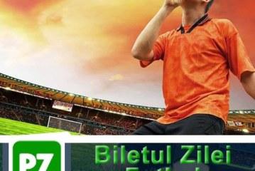 Biletul zilei din fotbal la Unibet – Sambata 21 Ianuarie