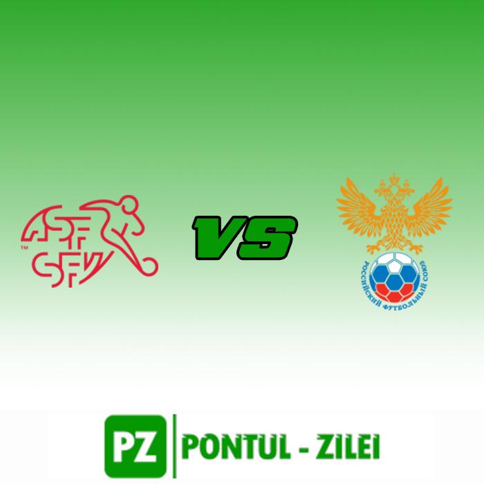 Ponturi pariuri meci amical - Elvetia U21 vs Rusia U21