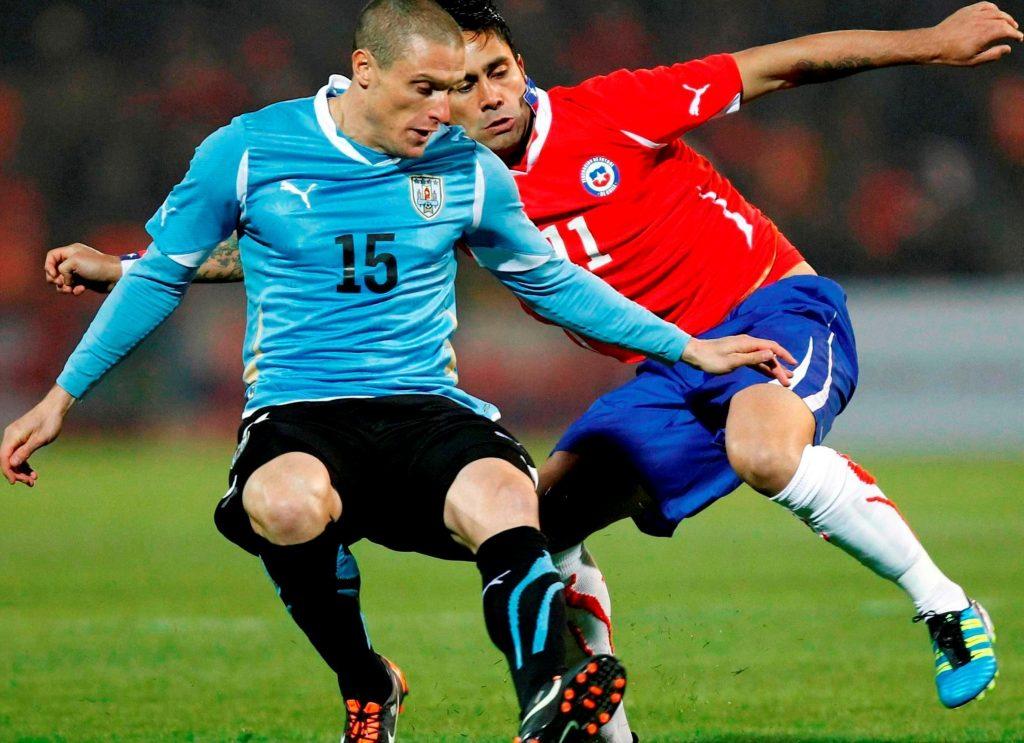 Ponturi pariuri fotbal preliminarii Mondial - Chile vs Uruguay