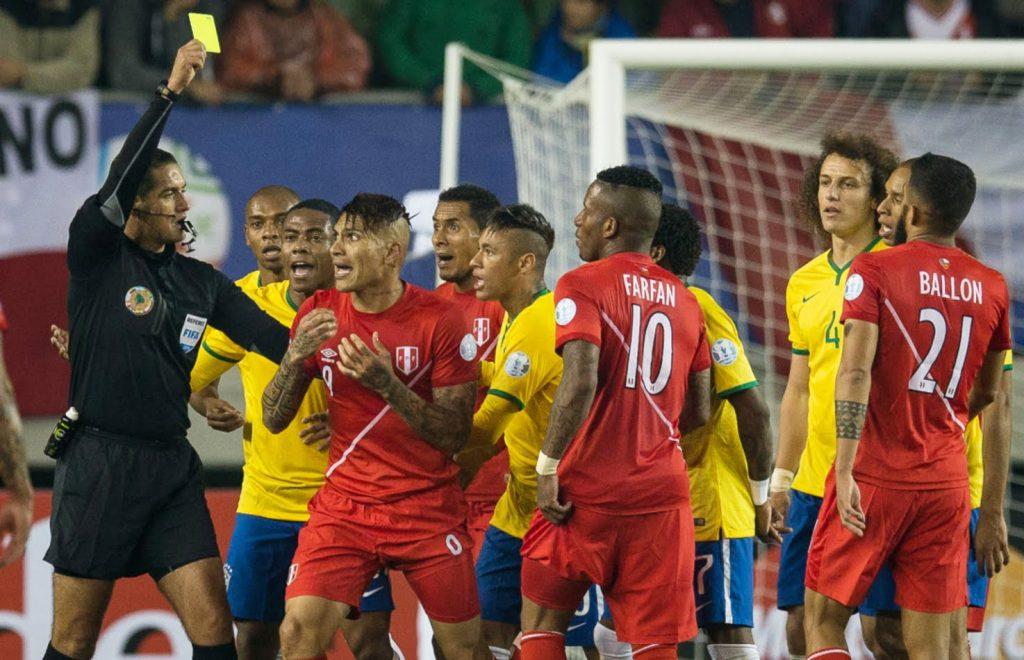 Ponturi pariuri fotbal preliminarii Mondial - Peru vs Brazilia