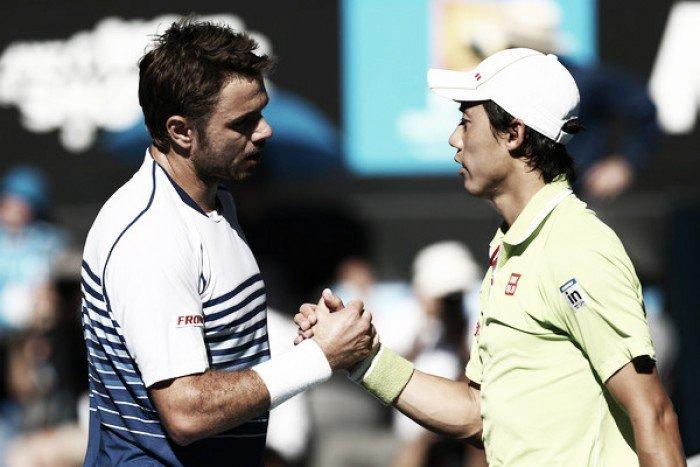 Ponturi tenis Stanislas Wawrinka vs Kei Nishikori