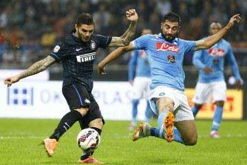 "Napoli vs Inter – Vezi trei cote ""la siguranta"" pentru derby-ul de pe San Paolo"