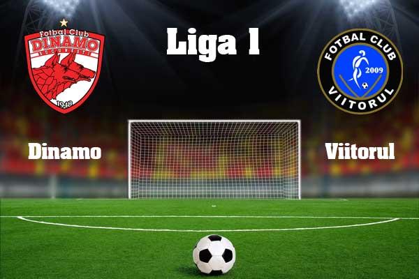 Ponturi pariuri Romania – Dinamo Bucuresti vs Viitorul Constanta