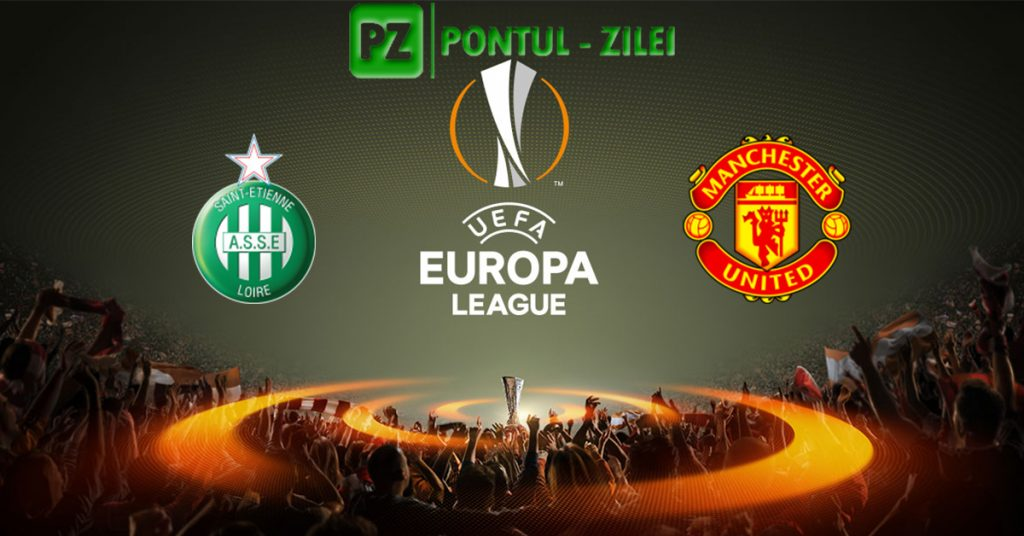 Ponturi pariuri Europa League – Saint-Etienne vs Manchester United