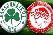 Panathinaikos vs Olympiakos – Incearca fara emotii doua cote de 2.50 la derby-ul Greciei