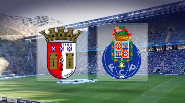 Ponturi pariuri - Braga vs FC Porto