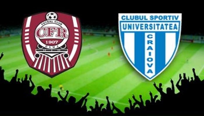 CFR Cluj - CS Universitatea Craiova - Pariuri Liga 1 ...   Cs U Craiova-cfr Cluj