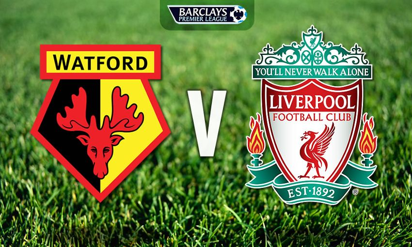 Ponturi pariuri Premier League - Watford vs Liverpool