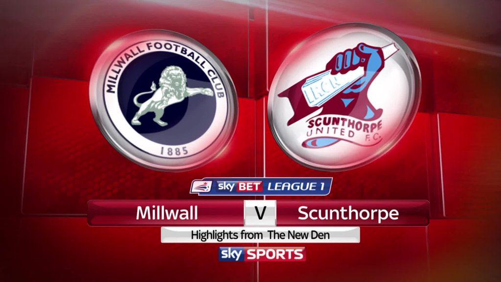 Ponturi pariuri fotbal Anglia – Millwall vs Scunthorpe