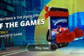 Joaca Superman vs Batman & The Joker Jewels si ai 50% Cashback Bonus