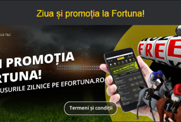 Noi SURPRIZE zilnice la agentia Fortuna!