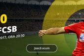 Cota 5.00 pentru victorie FCSB în meciul cu Gaz Metan!