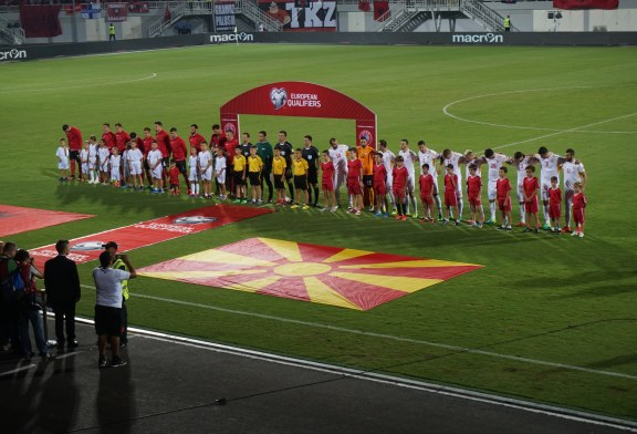 Duel de orgoliu intre Macedonia si Albania