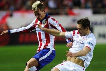 Atletico Madrid – Sevilla, derby-ul formatiilor neinvinse in noul sezon