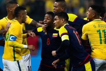 Columbia vs Brazilia – Vezi trei ponturi care iti dubleaza banii la derby-ul sud-american