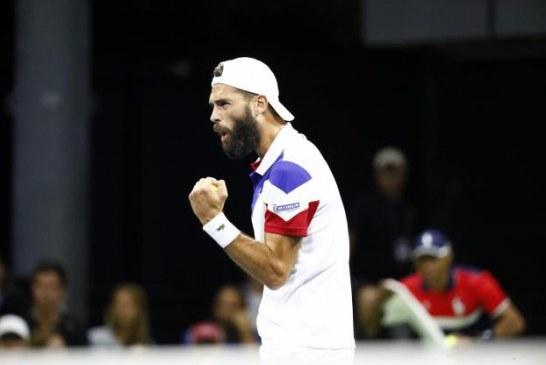 Ponturi tenis masculin semifinale Metz