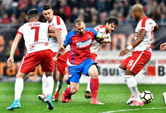 FCSB vs Dinamo, duelul marilor rivalitati – Derby-ul Romaniei ne aduce profit!