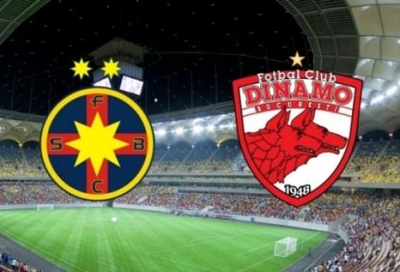 Modalitatile in care poti castiga daca pariezi pe FCSB vs Dinamo