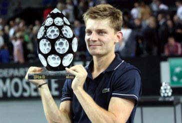 Ponturi tenis masculin Metz turul secund