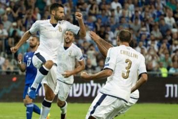 Italienii incearca sa spele rusinea – Israel, victima sigura!