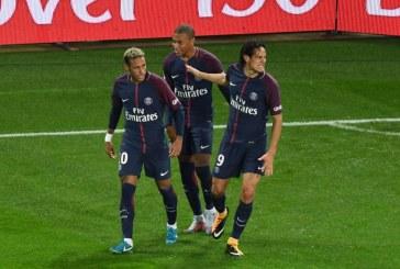 Neymar, Mbappe si Cavani, gata de o noua reprezentatie in Ligue 1