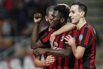 Sampdoria vs AC Milan – Vezi trei ponturi pentru cote mai mari de 2.00