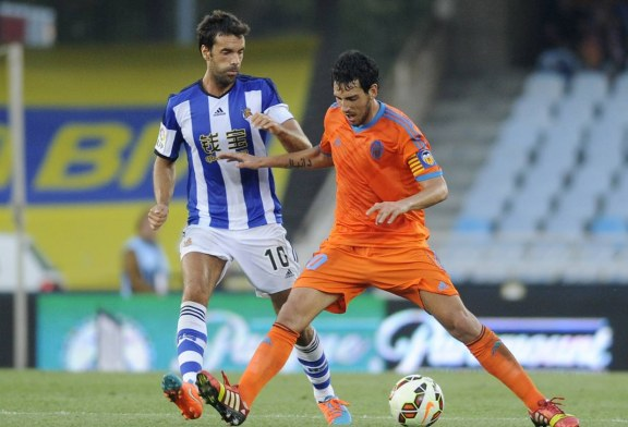 Real Sociedad si Valencia promit spectacol pe Anoeta