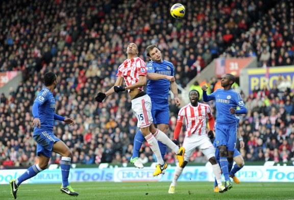 Deplasare dificila pentru Chelsea, la Stoke