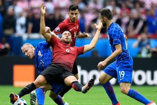 Duel decisiv pentru Turcia lui Lucescu, contra Croatiei